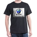 World's Coolest WEDDING PHOTOGRAPHER Dark T-Shirt