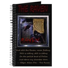 Edgar Allen Poe - The Raven Journal