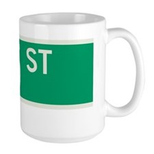 25th Street in NY Coffee Mug