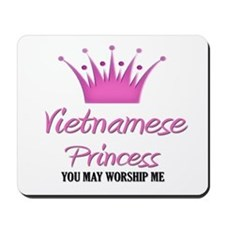 Vietnamese Princess Mousepad