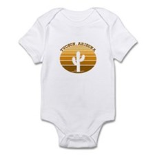 Tucson, Arizona Infant Bodysuit