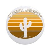 Tucson, Arizona Ornament (Round)
