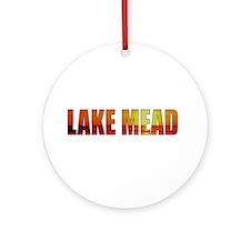 Lake Mead Ornament (Round)