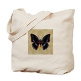 Blue Butterfly 1 Tote Bag