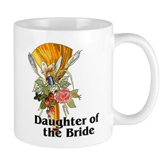 Jumping the Broom Daughter of the Bride Mug