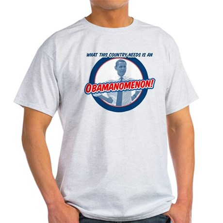 Obamanomenon Light T-Shirt