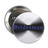 Bridesman Button