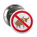 "No Bull 2.25"" Button"