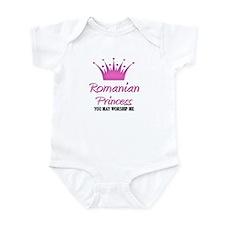 Romanian Princess Infant Bodysuit