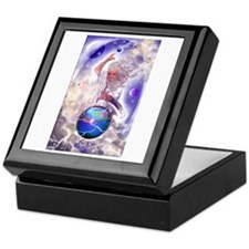 Unique Heaven Keepsake Box
