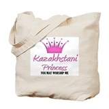 Kazakhstani Princess Tote Bag