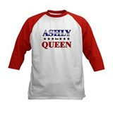 ASHLY for queen Tee