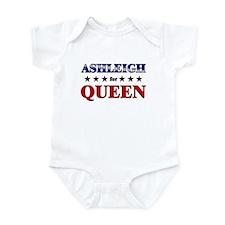 ASHLEIGH for queen Onesie