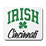 Cincinnati Irish Mousepad