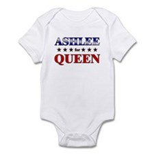 ASHLEE for queen Onesie
