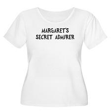 Margarets secret admirer T-Shirt