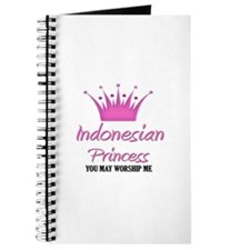 Indonesian Princess Journal