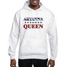 ARYANNA for queen Hoodie