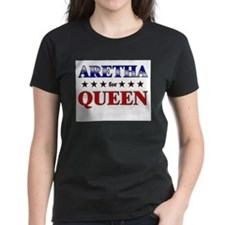 ARETHA for queen Tee