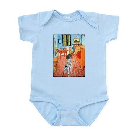 Creation / Ger SH Pointer Infant Bodysuit