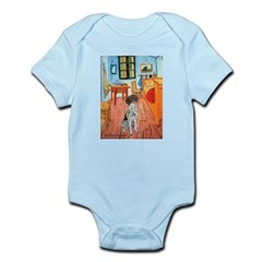 Creation / Ger SH Pointer Infant Bodysuit