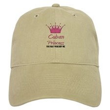 Cuban Princess Baseball Cap