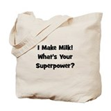 I Make Milk What's Your Super Tote Bag