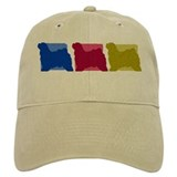 Color Row Tibetan Terrier Hat