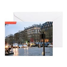 Champs Elysee Greeting Cards (Pk of 10)