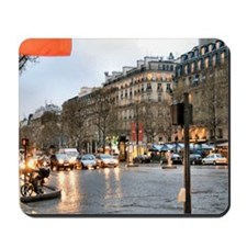 Champs Elysee Mousepad