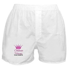 Chilean Princess Boxer Shorts