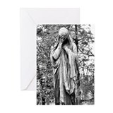 """I Weep for Thee"" Greeting Cards (Pk of 10)"