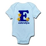 Abakada_E Infant Bodysuit