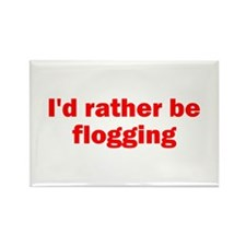 Flogging Rectangle Magnet