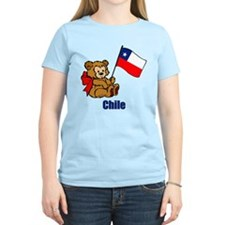 Chile Teddy Bear T-Shirt