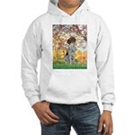 Spring / Ger SH Hooded Sweatshirt