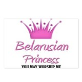 Belarusian Princess Postcards (Package of 8)
