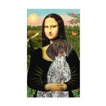 Mona / Ger SH Pointer Sticker (Rectangle)