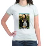 Mona / Ger SH Pointer Jr. Ringer T-Shirt