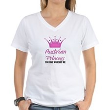 Austrian Princess Shirt