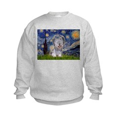 Starry / Skye #3 Kids Sweatshirt