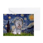 Starry / Skye #3 Greeting Cards (Pk of 10)
