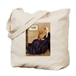 Whistler's /Dachshund(LH-Sabl) Tote Bag