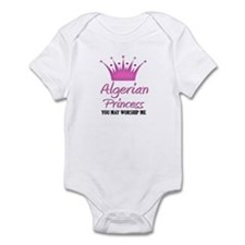 Algerian Princess Infant Bodysuit