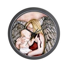SIDS Protection Wall Clock