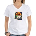 Arizona FBI SWAT Women's V-Neck T-Shirt