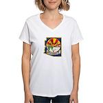 Arizona FBI SWAT Women's V-Neck T-Shirt