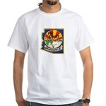 Arizona FBI SWAT White T-Shirt