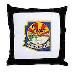 Arizona FBI SWAT Throw Pillow