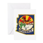 Arizona FBI SWAT Greeting Cards (Pk of 10)